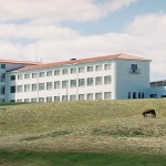 Menntasklinn a Laugarvatni- school / hotel